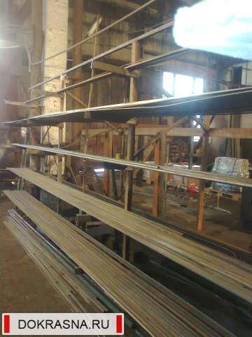 Изготовление стеллажа и рассмотрение возможности изготовление кованого кронштейна г. Всеволожск