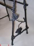 ковка, кузня, красота, ковать, кованая, металл, интерьер, мебель, кованая мебель, люстра, кованая люстра