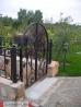 Забор, ворота, калитка, кованый забор, кованые варота, кованая калитка, ковка, кузня, красота, ковать, кованая